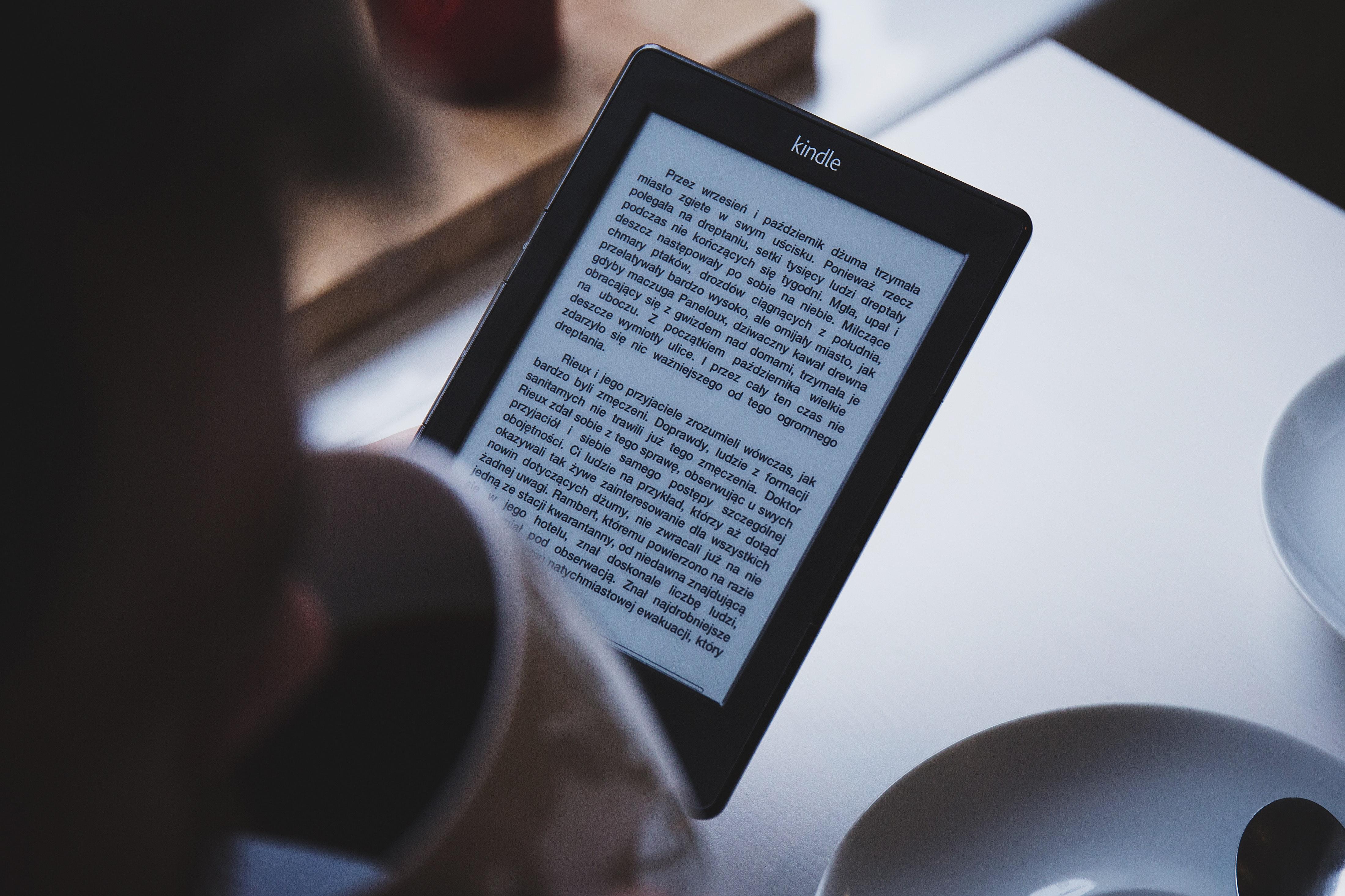 Kindle og Onyx e bogslæsere hos eBookReader.dk