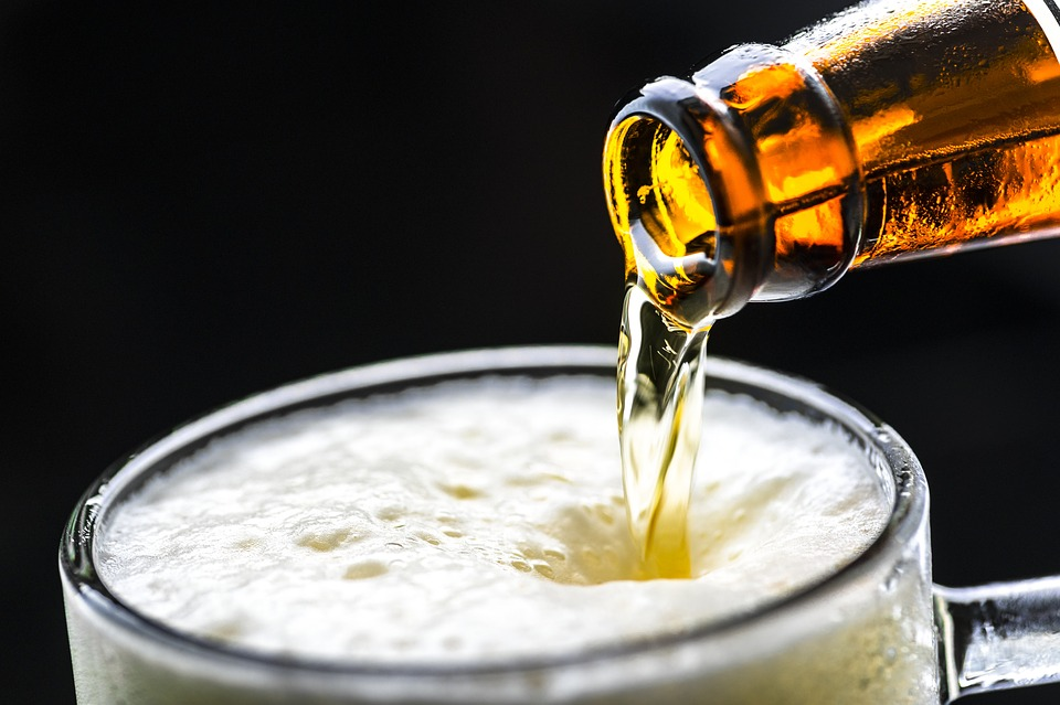 Malt og humle til ølbrygning