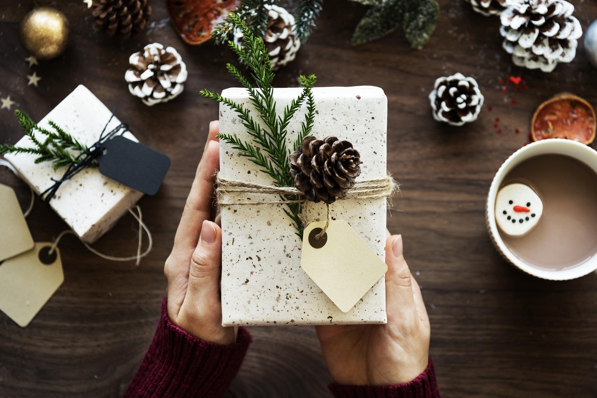 Find de rette julegaver til dine medarbejdere på www.markon.as