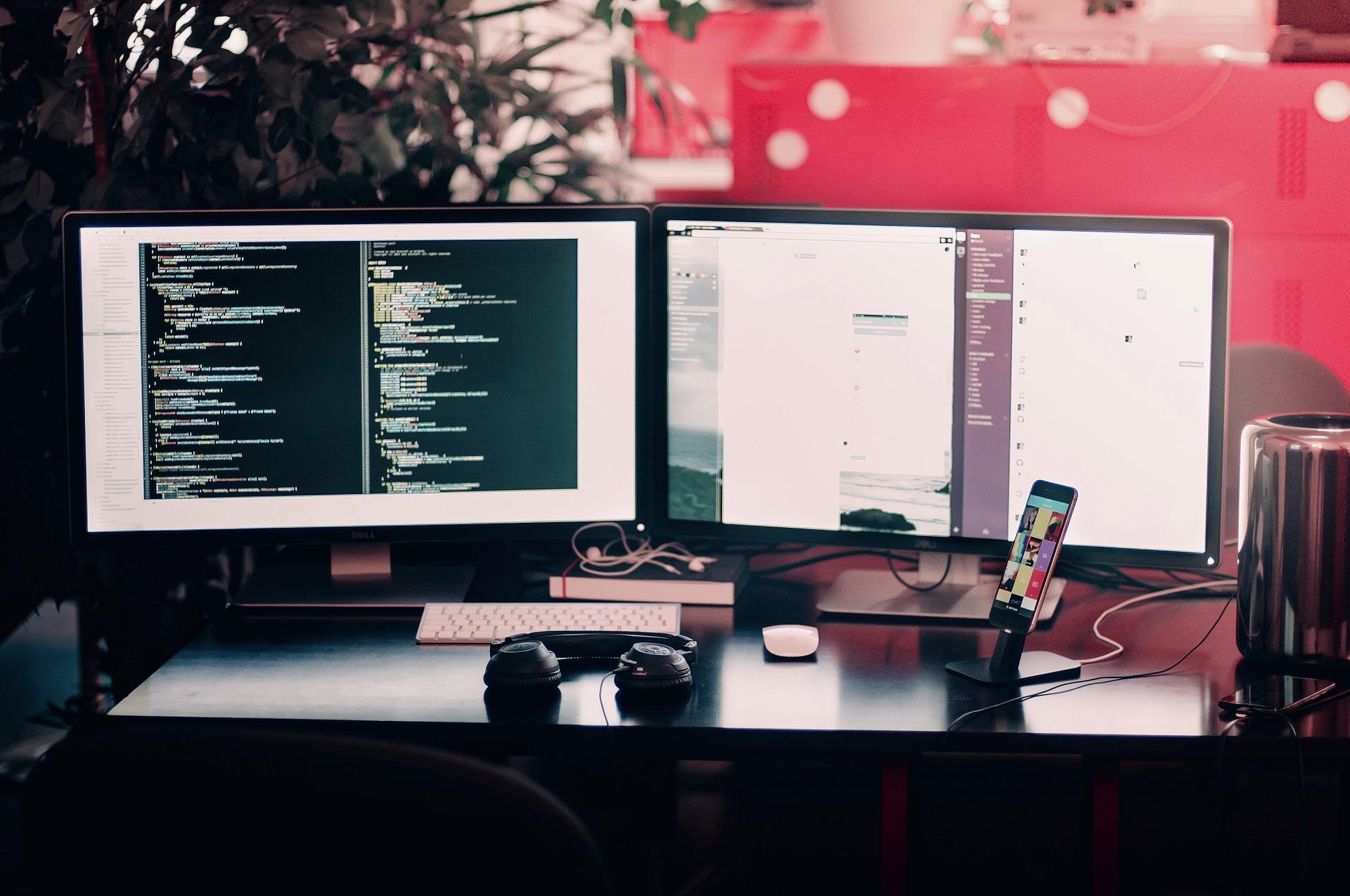 1440p og 4k skærme til gamere i høj kvalitet online hos Føniks Computer