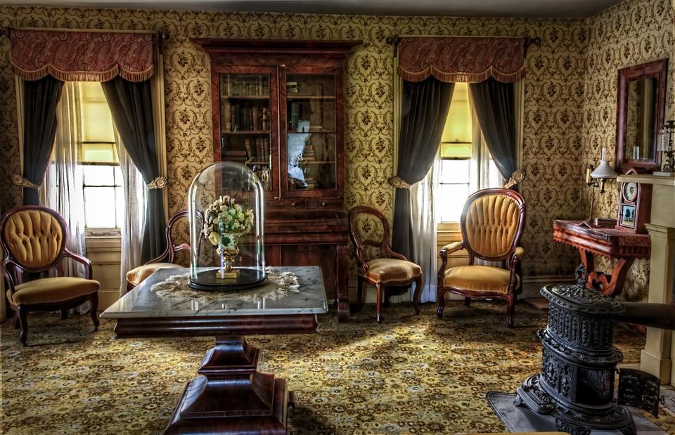 Velour møbler eller nyt vitrineskab hos BOBO – Din online møbelbutik