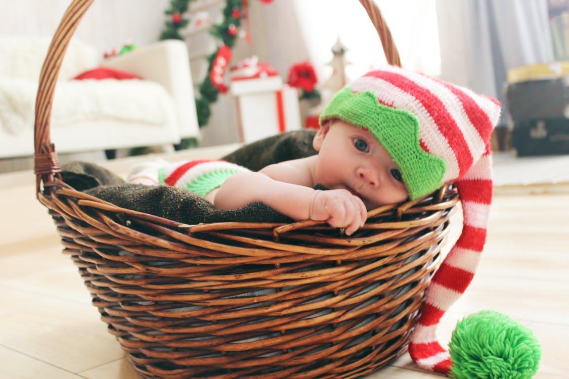 Gode tilbud på stofbleer til nyfødte