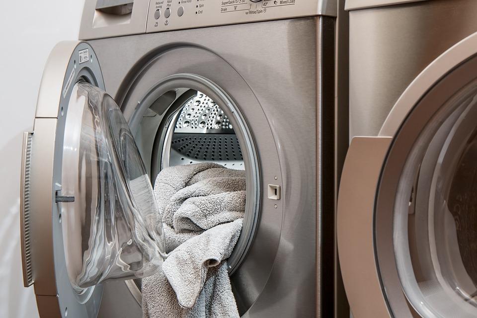 Harald Nyborg har alt i hårde hvidevarer – vaskemaskiner, emhætter med mere