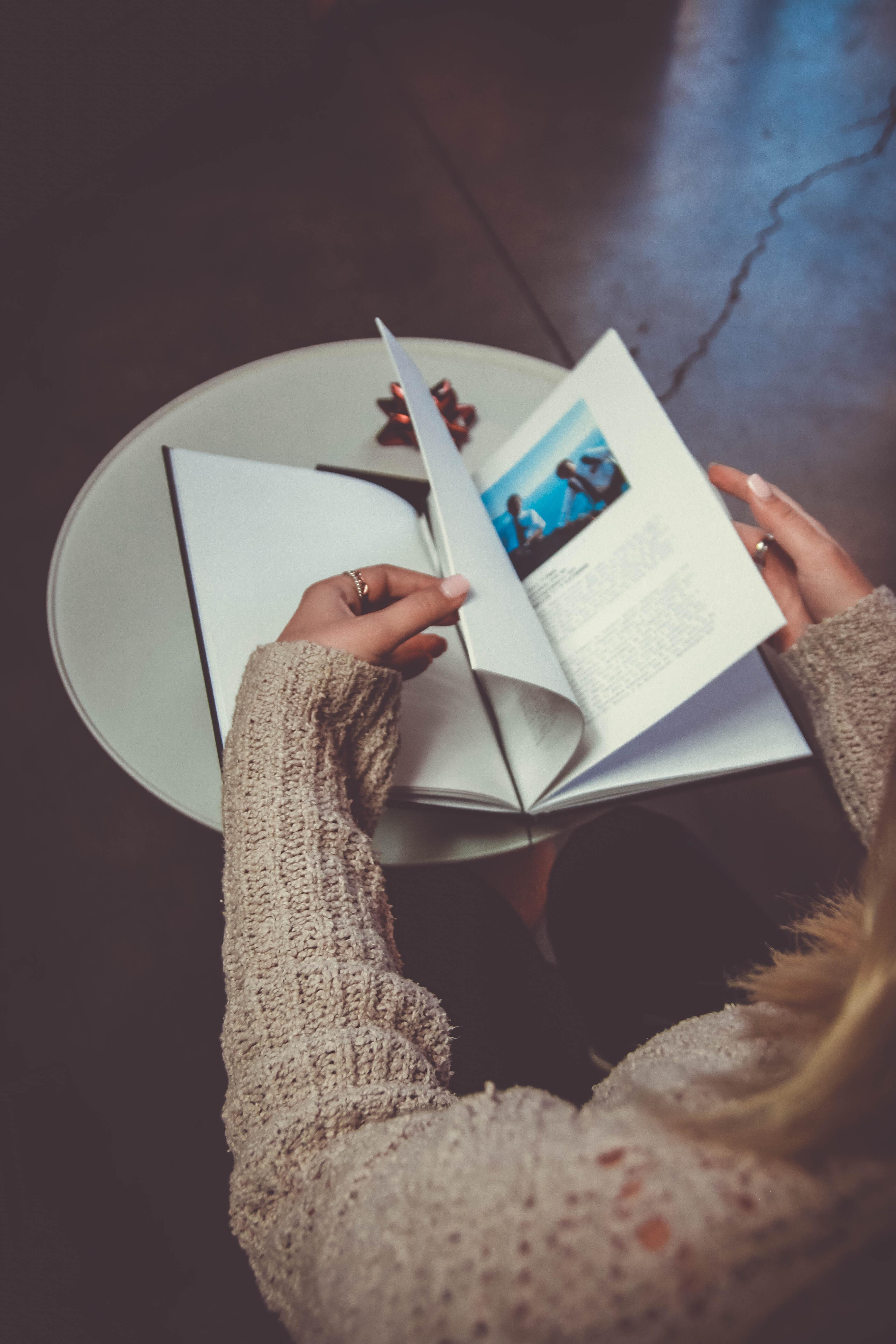 Fotobøger med dine billeder som derudover også kan gives i julegave