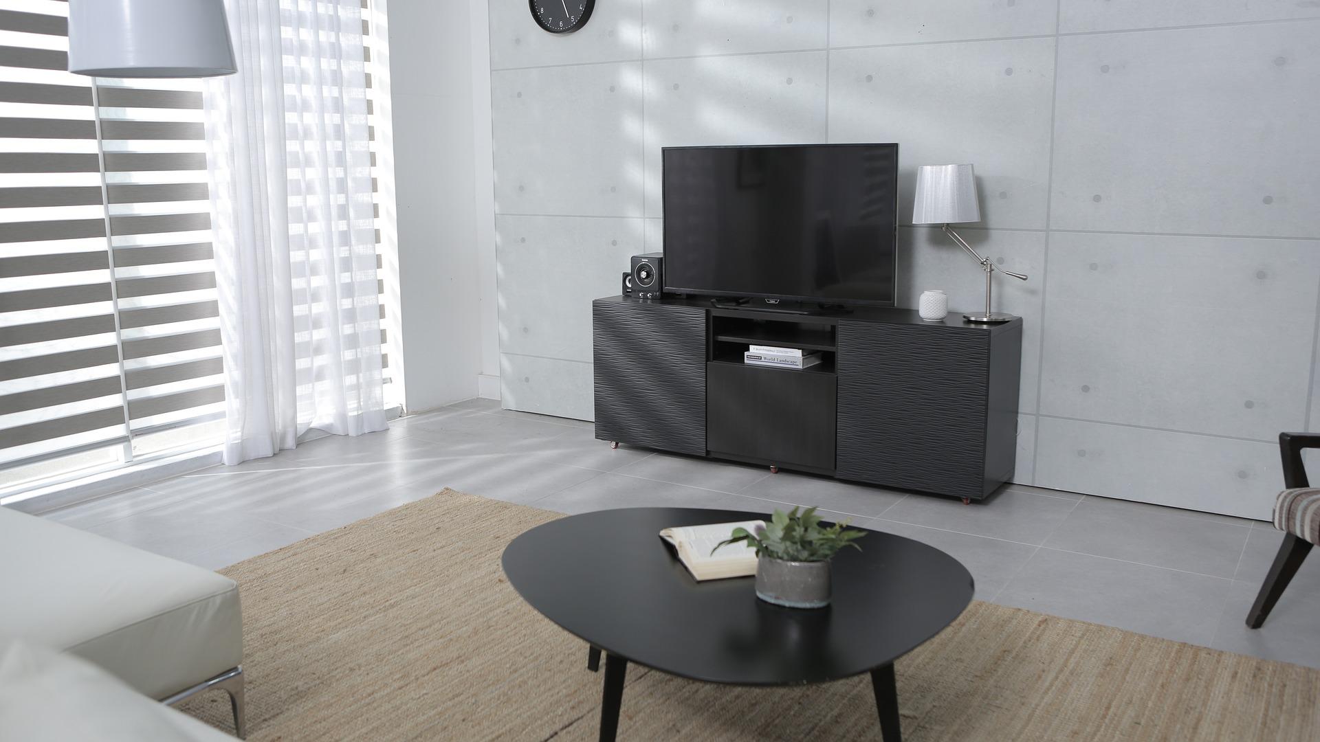 Daily-Living.dk tilbyder TV borde og rumdelere fra deres kæmpe udvalg